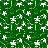 Flourish pattern. Ready for tile Stock Photography