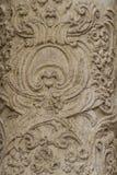 Flourishes, ornements et sculptures de style gothique, Espagnol Images libres de droits