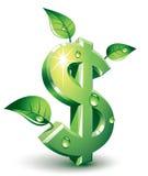 Flourishing dollar Stock Photos