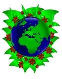 Flourishing Earth Royalty Free Stock Image