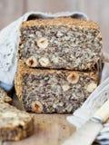 Flourless bread Stock Photo