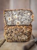 Flourless bread Royalty Free Stock Photos