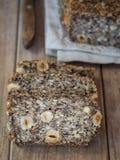 Flourless bread Stock Image