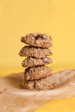 Flourless Oatmeal Cookies Stock Images