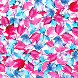 Flover seamless pattern Royalty Free Stock Image