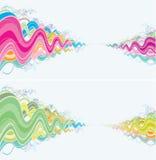 Flow illustration Stock Image