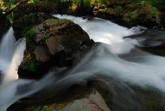 Flow Of The Falls Stock Photos