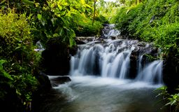 The flow of the river Stock Photography