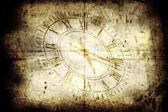 The flow of time Royalty Free Stock Photo