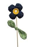 Flower. Handmade Flower royalty free stock images
