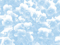 Flower Abstract background vintage Style Stock Image