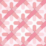 Flower abstract seamless pattern. Illustration of flower abstract seamless pattern royalty free illustration