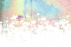 Flower abstract textures and backgrounds Stock Images