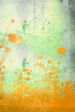Flower abstract textures and backgrounds Royalty Free Stock Photo