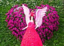 Flower angel Royalty Free Stock Photo