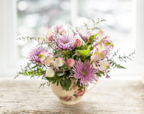 Flower arrangement Royalty Free Stock Photos