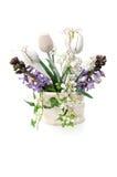 Flower arrangement Stock Photos