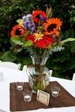 Flower arrangement Stock Photo