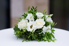 Free Flower Arrangement On A Table Stock Photo - 157669250