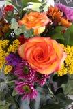 Flower arrangement. A picture of a flower arrangement Stock Image