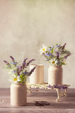Flower Arrangement Stock Photography