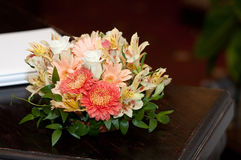Flower arranging Royalty Free Stock Images