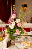 Flower arrangment Stock Photos
