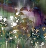 Flower Art Royalty Free Stock Images