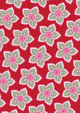 Flower background. Stock Vector Illustration Royalty Free Stock Image