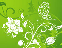 Flower background Royalty Free Stock Images