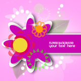 Flower Background Stock Photos
