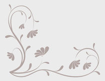 Flower background, element for design Royalty Free Stock Image