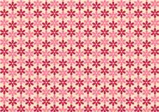 Retro floral seamless pattern Royalty Free Stock Photo