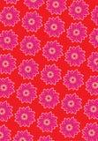Flower background. Seamless flower wallpaper background design Stock Photo