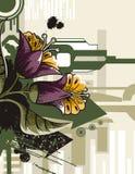 Flower background series Stock Photo