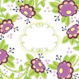Flower background Stock Image