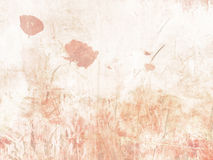 Flower background watercolor - soft floral texture in pastel colors stock illustration