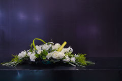 Flower basket Royalty Free Stock Images