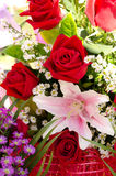 Flower bouque Stock Image