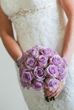 Flower bouquet for the bride. Stock Images