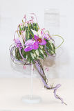 Flower bouquet. For the bride Stock Image