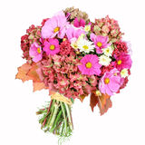 Flower bouquet, isolated Royalty Free Stock Image