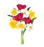 Flower bouquet. stock illustration
