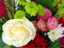 Flower bouquet - rose Royalty Free Stock Photo