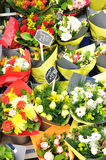 Flower bouquets Stock Photo