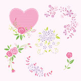 Flower bouquets Royalty Free Stock Image