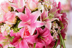 Flower bouquets , bunch of flowers Stock Images