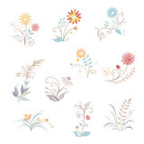 Flower bouquets Royalty Free Stock Photo