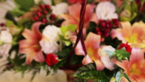 Flower bouquets Stock Photography
