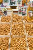 Flower bulb store flower market amsterdam Stock Images